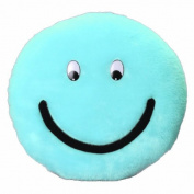 Haan Crafts Plush Happy Face Pillow Beginner/Kids Sewing Kit