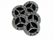 Benz Mercedez USA Patches World Car Limited 5pcs Embroidered Patch SIZE : 7.6cm