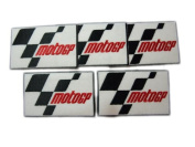 Moto GP Winner Super Motorcycles Bikes Patches Limited 5pcs Embroidered Patch SIZE : 5.7cm x 8.9cm