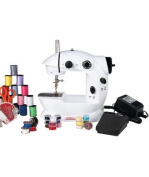 Sunbeam Mini Sewing Machine With A Bonus 76 Piece Sewing Kit Included