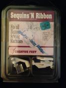 Creative Feet Sequins N Ribbon Sewing Machine Presser Feet