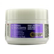 Dual Senses Blondes & Highlights 60 Sec Treatment (For Blonde & Highlighted Hair), 200ml/6.7oz