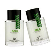 Bold After Shave Soother Duo Pack, 2x100ml/3.4oz