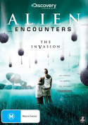 Alien Encounters: The Invasion [Region 4]