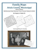 Family Maps of Attala County, Mississippi
