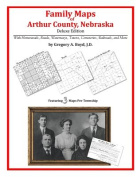 Family Maps of Arthur County, Nebraska