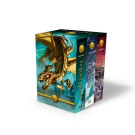 The Heroes of Olympus Paperback 3-Book Boxed Set