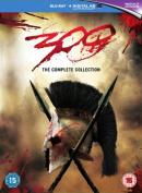 300/300: Rise of an Empire [Region B] [Blu-ray]