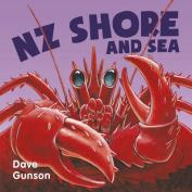 NZ Shore and Sea [Board book]