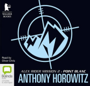 Point Blanc (Alex Rider) [Audio]