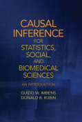 Causal Inference in Statistics, Social, and Biomedical Sciences