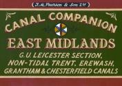 Pearson's Canal Companion : East Midlands