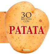 30 Recetas Con Patata  [Spanish]