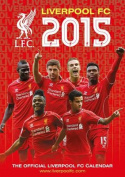Official Liverpool FC 2015 Calendar