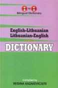 English-Lithuanian & Lithuanian-English One-to-One Dictionary