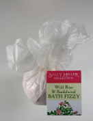 Wild Rose & Sandalwood Bath Fizzy