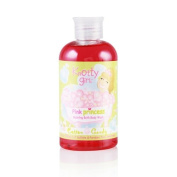 Knotty girL Pink Princess Cotton Candy 251ml/8.5oz Bubbling Bath Body Wash