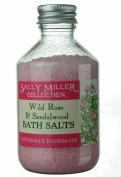 Wild Rose & Sandalwood Bath Salts