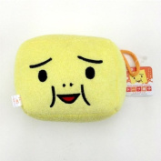 To-Fu Oyaku Yellow Bath Sponge Loofah