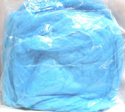 Blue Bouffant Caps 50cm Bag Of 100