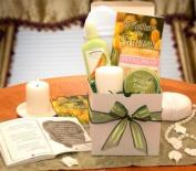 Spa Gift Basket to Pamper Mom