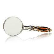 Welforth Tiger Pattern Magnifying Glass Model No. ST-94