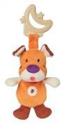 My Natural Sensory Teether, Orange Dog