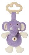 My Natural Sensory Teether, Purple Elephant