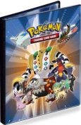Ultra Pro Pokemon TCG 9 Pocket Portfolio Combo Trading Card Album/Binder Series 3! Brand New 82103-3P! Stores and Protects your Pokemon Cards! Album Holds 90 or 180 Cards! Includes 10 Ultra Pro 9 Pocket Pages! NO PVC- Acid Free! Perfect for all your ga ..