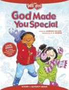God Made You Special Story + Activity Book