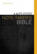 Amplified Note-Taker's Bible