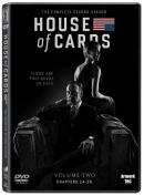 House of Cards: Season 2 [Region 2]