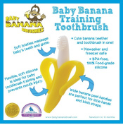 Baby Banana Infant Training Toothbrush