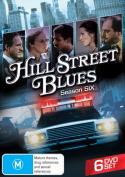 Hill Street Blues: Season 6 [Region 4]