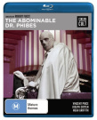 The Abominable Dr. Phibes [Regions 1,4] [Blu-ray]