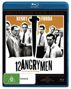 12 Angry Men [Regions 1,4] [Blu-ray]