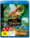 Tarzan [Region B] [Blu-ray]