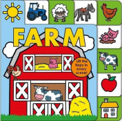 Farm (Bright Baby Gift Bag) [Board book]