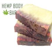 Hemp Soap Body Bar, Cold Process