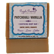 Patchouli Vanilla Bar Soap