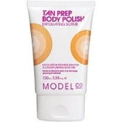 Tan Prep Body Polish Exfoliating Scrub Model Co 100ml