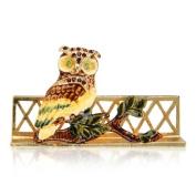 Owl Cardholder - Business Cardholder