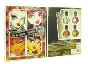 Monster High Eau De Toilette Collection with 4 Minis for Girls by Mattel, Inc.