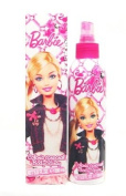 Barbie Cologne Body Spray 200ml for Girls by Mattel, Inc.
