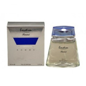 Emotion Men Pour Homme By Rasasi UAE 100ml 3.3oz Edp Spicy Woody Musky