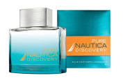 Nautica Pure Discovery for Men Edt Cologne Spray 3.3 / 100ml NEW in BOX Great Gift.