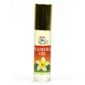 Maui Excellent, Plumeria Essential Oil roll-on, .980ml