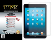 TITAN Anti-Breakage Anti-Scratch Screen Protector for iPad Mini - Frustration-Free Packaging - Clear