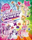 The Rainbow Power Sticker Book