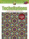 Creative Haven 3-D Techellations Coloring Book